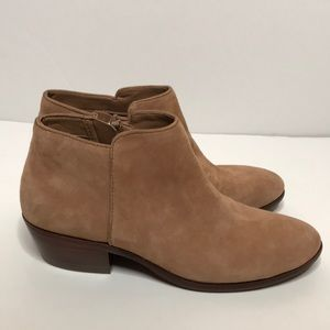 Sam Edelman 'Petty' Chelsea Suede Ankle Boot 7.5M